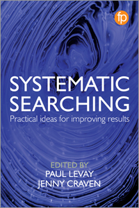 Image for Systematic Searching: Practical Ideas for Improving Results