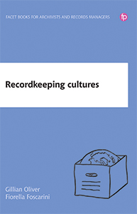 Image for Recordkeeping Cultures