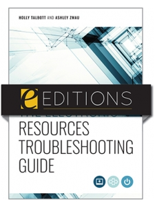 Image for The Electronic Resources Troubleshooting Guide—eEditions e-book