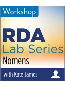 Image for RDA Lab: Nomens