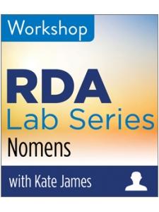 Image for RDA Lab: Nomen