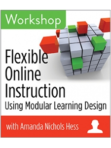Image for Flexible Online Instruction Using Modular Learning Design Workshop