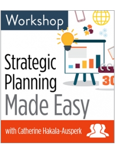 Image for Strategic Planning Made Easy Workshop—Group Rate