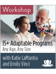 Image for 15+ Adaptable Programs: Any Age, Any Size Workshop—Group Rate