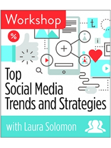 Image for Top Social Media Trends and Strategies Workshop—Group Rate