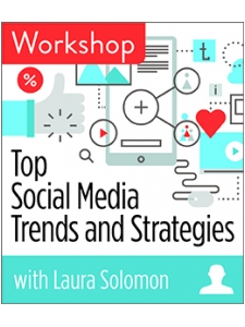 Image for Top Social Media Trends and Strategies Workshop