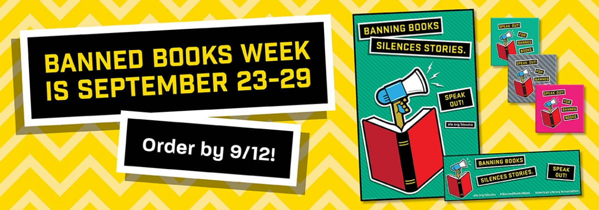 Banned Books Week 2018 Products