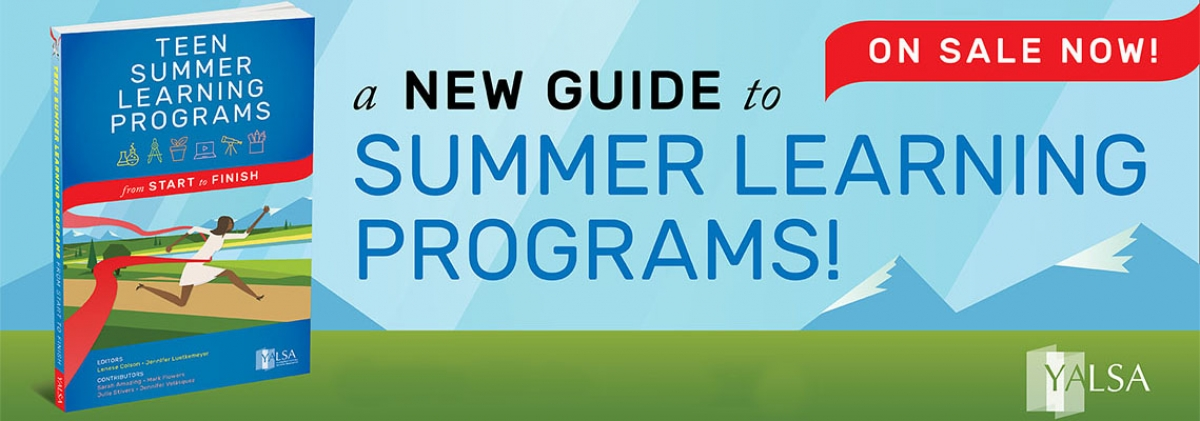 book cover for Teen Summer Learning Programs: From Start to Finish
