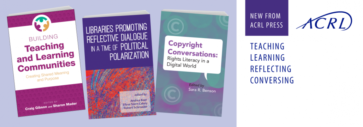browse new books from ACRL