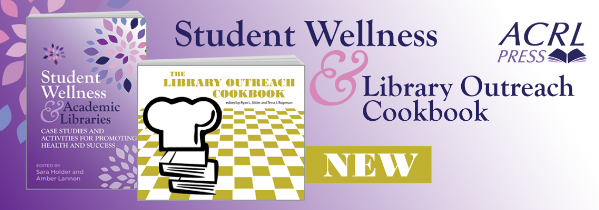 browse new titles from ACRL!