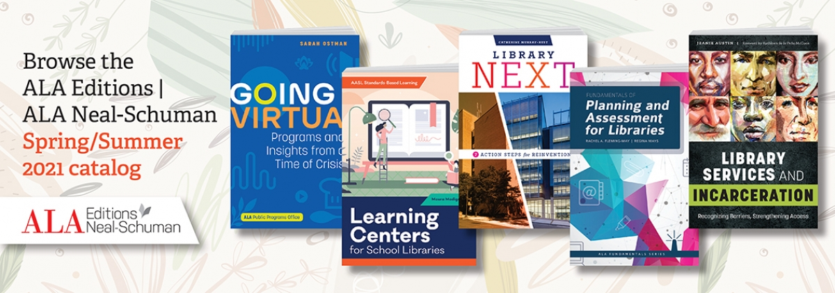 cover image of Spring/Summer 2021 New and Noteworthy Titles Catalog