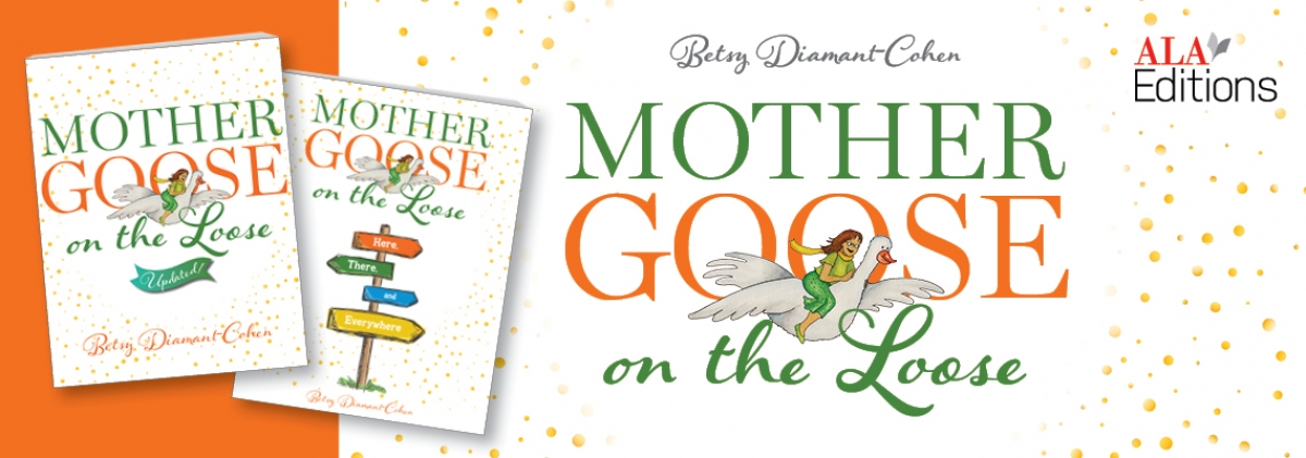 click to learn more about Betsy Diamant-Cohen's Mother Goose on the Loose books