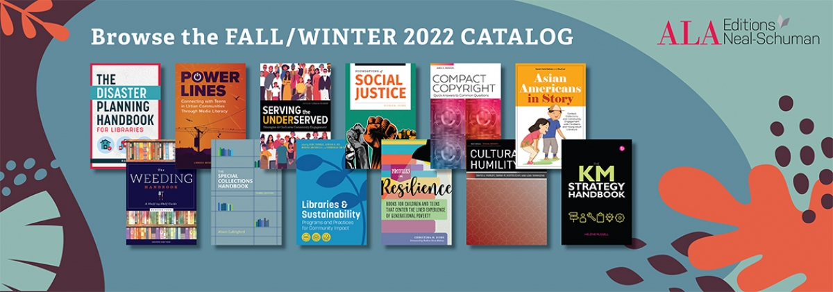 BROWSE THE FALL/WINTER 2022 CATALOG