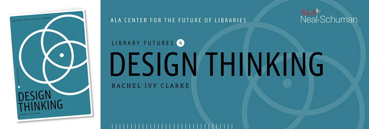 book cover for Design Thinking (Library Futures Series, Book 4)