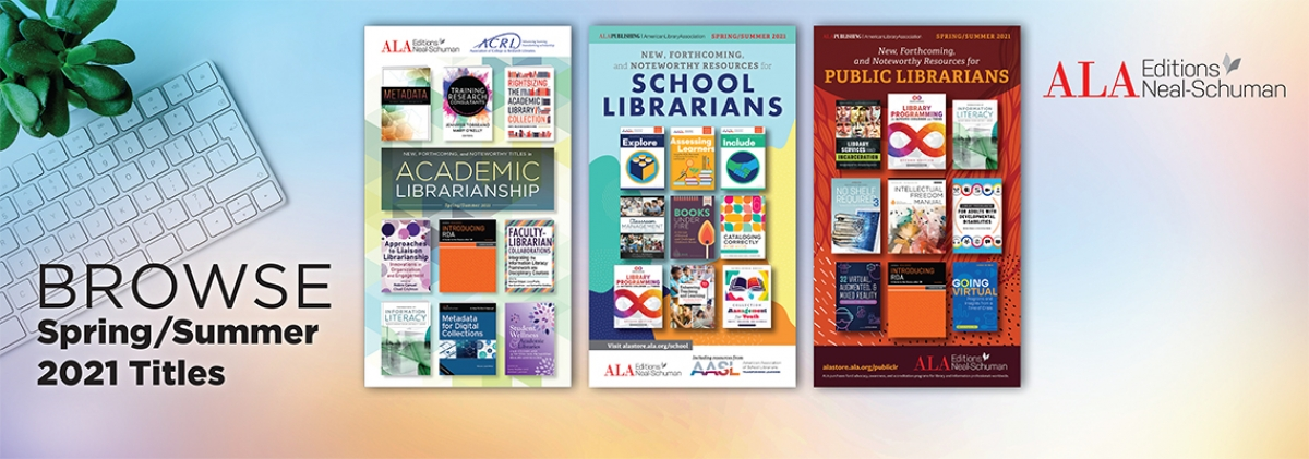 click here to browse Spring/Summer 2021 books and resources