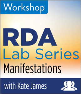 Image for RDA Lab: Manifestations—Group Rate
