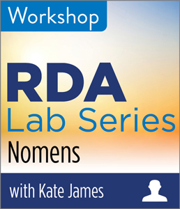 cover image for RDA Lab: Nomens