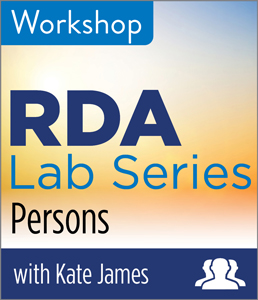 cover image for RDA Lab: Persons—Group Rate