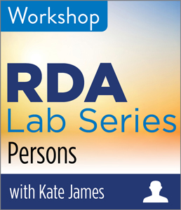 cover image for RDA Lab: Persons