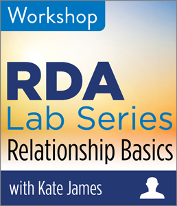 Image for RDA Lab: Relationship Basics