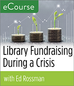 Image for Library Fundraising During a Crisis eCourse