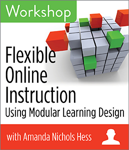 Image for Flexible Online Instruction Using Modular Learning Design Workshop