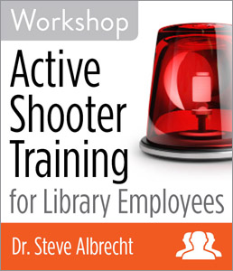 Image for Active Shooter Training for Library Employees Workshop—Group Rate