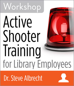 Image for Active Shooter Training for Library Employees Workshop
