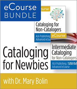 Image for Cataloging for Newbies eCourse Bundle