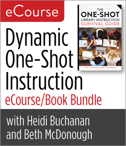 Image for Dynamic One-Shot Library Instruction eCourse/Book Bundle