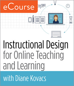 Image for Instructional Design for Online Teaching and Learning eCourse