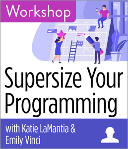 Image for Supersize Your Programming Workshop