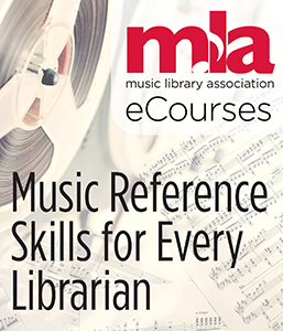 Image for Music Reference Skills for Every Librarian eCourse