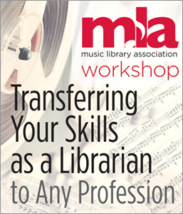 Image for Transferring Your Skills as a Librarian to Any Profession Workshop—Group Rate