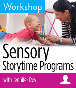 Image for Sensory Storytime Programs Workshop