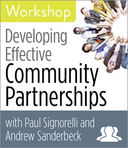 Developing Effective Community Partnerships Workshop--Group Rate