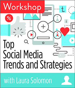 Top Social Media Trends and Strategies Workshop