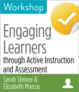 Image for Engaging Learners through Active Instruction and Assessment Workshop