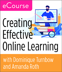 Image for Creating Effective Online Learning eCourse