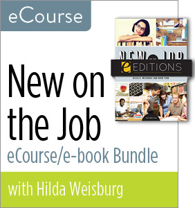 Image for New on the Job eCourse/eBook bundle