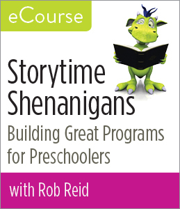 Image for Storytime Shenanigans: Building Great Programs for Preschoolers—eCourse