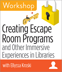 Image for Creating Escape Room Programs and Other Immersive Experiences in Libraries Workshop