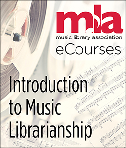 Image for Introduction to Music Librarianship eCourse