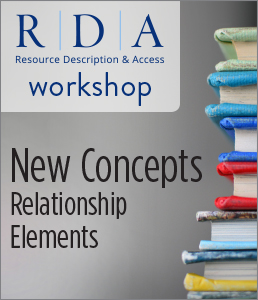 New Concepts: Relationship Elements Workshop
