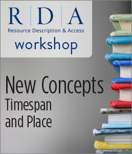 New Concepts: Timespan and Place Workshop