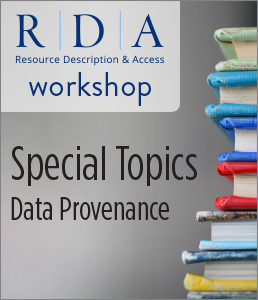 Image for Special Topics: Data Provenance Workshop