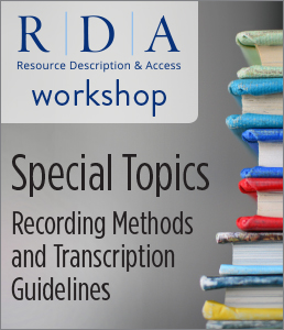 Image for Special Topics: Recording Methods and Transcription Guidelines Workshop