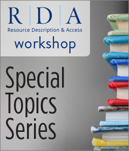 Special Topics Workshop Series