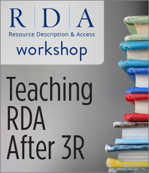 Image for Teaching RDA After 3R Workshop—Group Rate