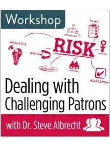 Image for Dealing with Challenging Patrons Workshop—Group Rate
